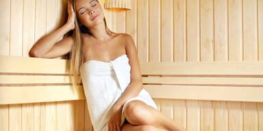 So gesund macht die Sauna