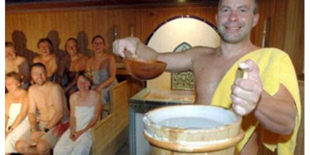 Finnen bei Sauna-WM nicht zu schlagen