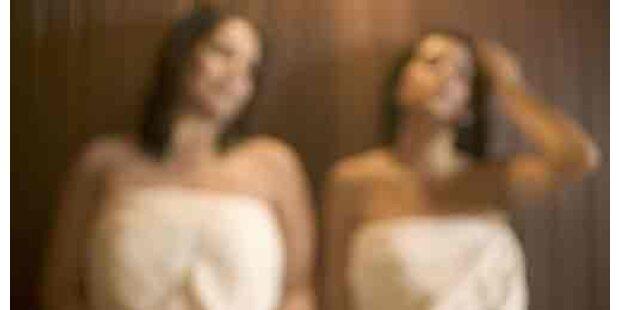 Spanner ging als Frau in Münchner Sauna