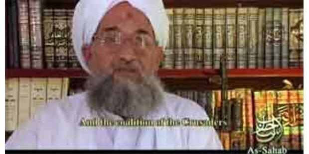 Al Kaida ruft Muslime zum Kampf auf