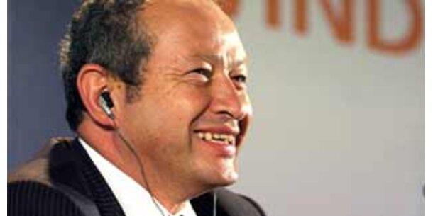 Ägypter will Telekom Austria kaufen
