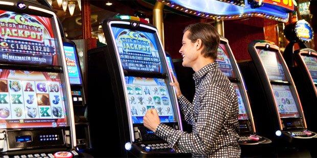 Spieler knackt Automaten-Jackpot