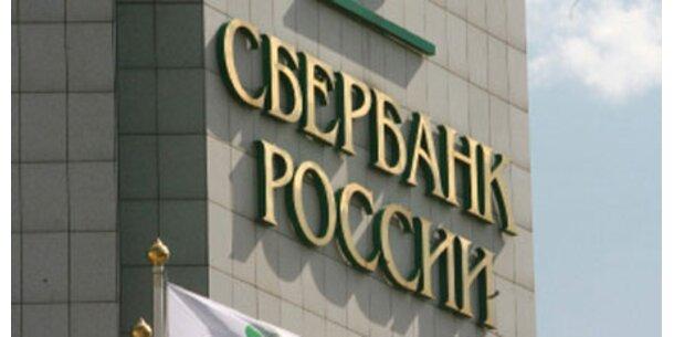 Sberbank kündigt 27.000 Menschen
