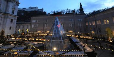 Mädchen (3) irrte allein durch Salzburg