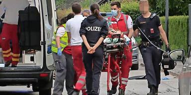 Rätsel um Schüsse in Villen-Viertel