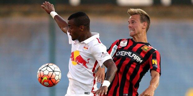 Salzburg gegen Admira nur 2:2