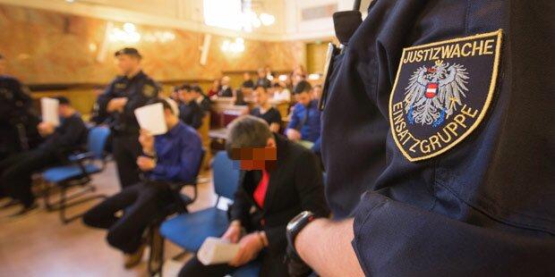 Mafia-Prozess in Salzburg gestartet