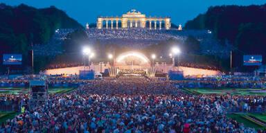 Klassik-Open-Air: 100.000 Fans dabei