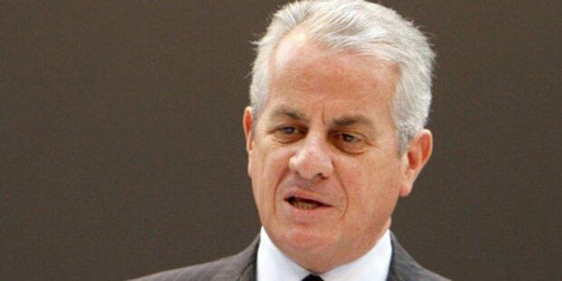 Italiens Industrieminister tritt zurück