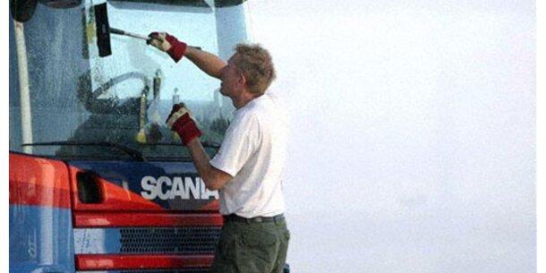 MAN, Scania und VW in einer Allianz