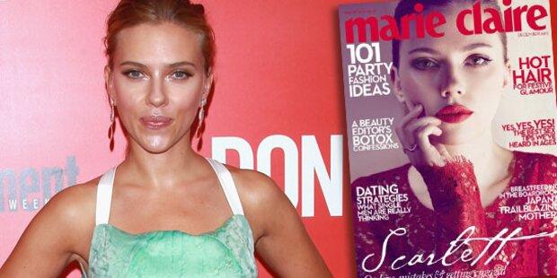 Scarlett Johansson findet Pornos hilfreich