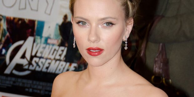 Scarlett Johansson verliebt