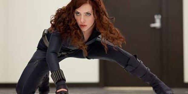 Iron Man 2: Sexy Scarlett und Mega-Sound