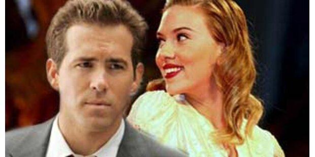 Scarlett Johansson hat geheiratet