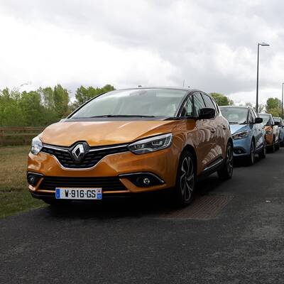 Neuer Renault (Grand) Scénic 2016
