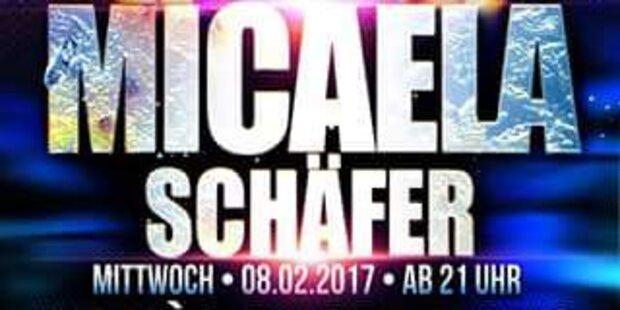 Micaela Schäfer live in YETI`S Partyhaus