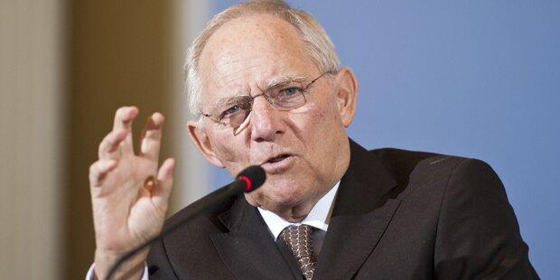 Schäuble warnt vor Abschottung und Inzucht