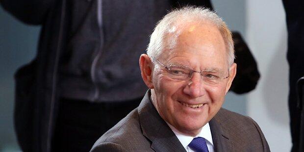 Schäuble soll deutscher Bundestagspräsident werden