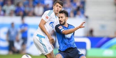 Schöpf-Klub Schalke kassiert nächste Pleite