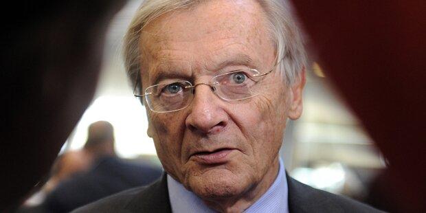 ÖVP gibt Geburtstagsparty für Schüssel
