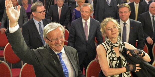 ÖVP feierte Schüssels 70er mit Freunden
