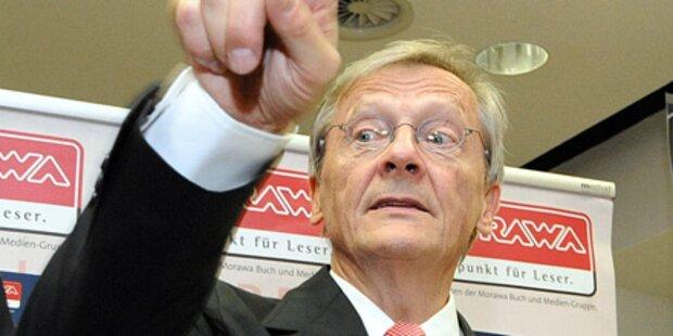 Abschiedsparty für Wolfgang Schüssel