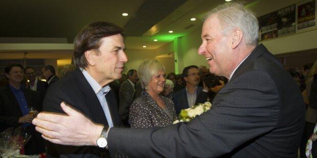 Steiermark: SPÖ und ÖVP verlieren