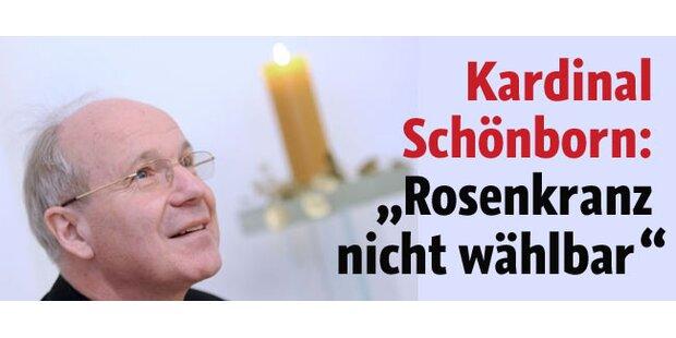 Rosenkranz für Schönborn