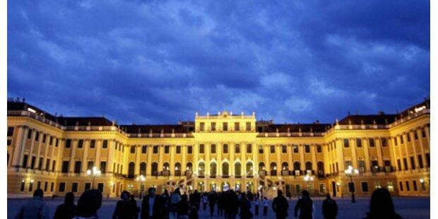 Schloss Schönbrunn ist Publikumsliebling