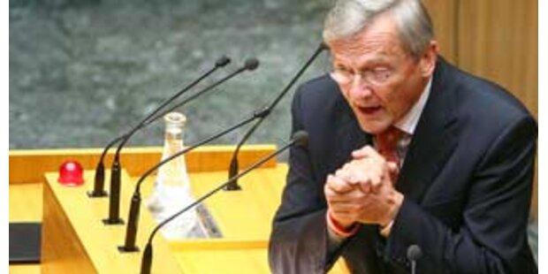 Schüssel wird in ÖVP scheibchenweise demontiert