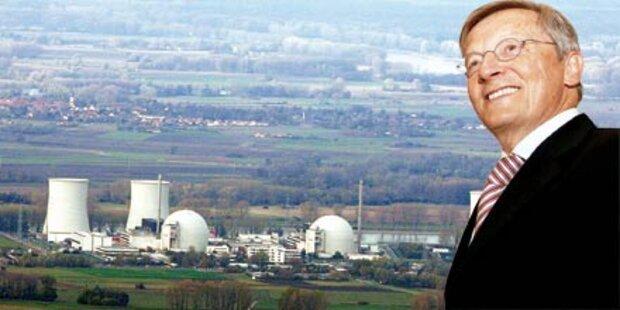 So viel casht Schüssel für den Atom-Job