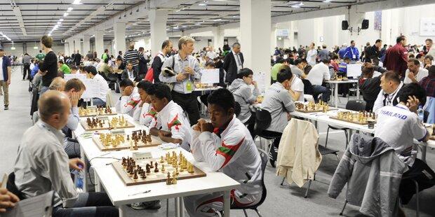 Zwei Spieler sterben bei Schach-Olympiade