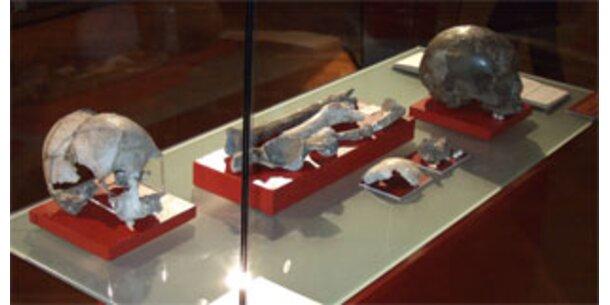 Zweitältester Mensch Europas in Wiener Museum