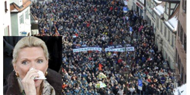 8.000 demonstrieren für Schaeffler-Erhalt