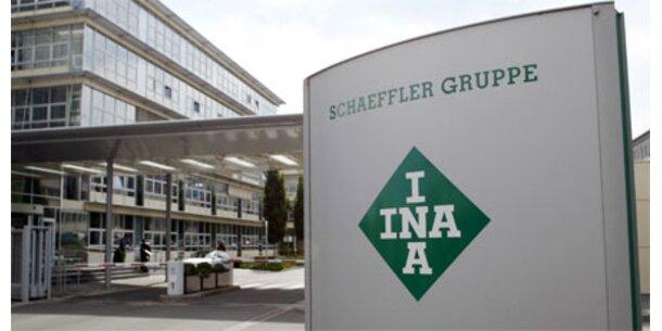 4.500 Jobs wackeln bei Schaeffler in D