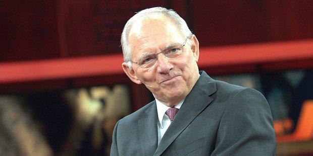 Schäuble nennt AfD