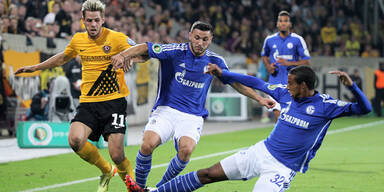 Schalke blamiert sich im DFB-Pokal