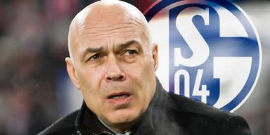 Fix: Dieser Trainer soll Schalke vor Abstieg bewahren