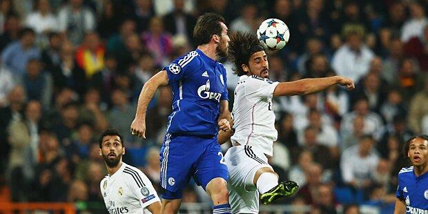 Schalke verpasst Wunder gegen Real knapp
