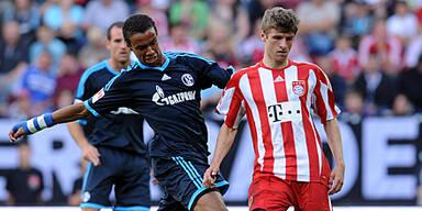 Schalke - Bayern als Fußballoper