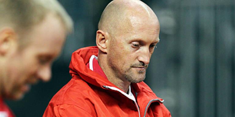 Schaller tritt als Davis Cup-Kapitän zurück