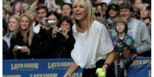 Tennisprofi gegen Schauspieler