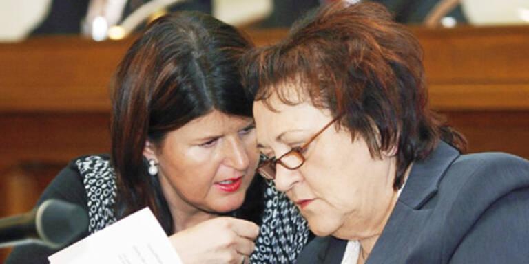 Scharer steht vor Rücktritt