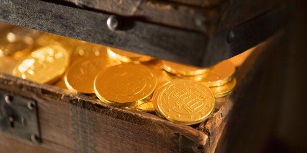 Millionär versteckt Goldschatz – wer ihn findet, darf ihn behalten