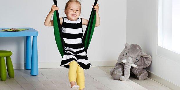 IKEA ruft Kinderschaukel zurück
