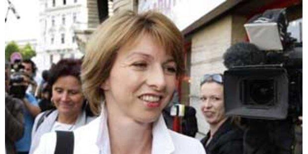 Kärntner SPÖ-Chefin Schaunig tritt zurück