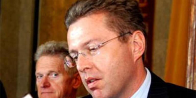 Scheibner sieht Finanzproblem beim Tschad-Einsatz