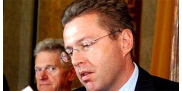 Herbert Scheibner - Schon wieder Interimschef