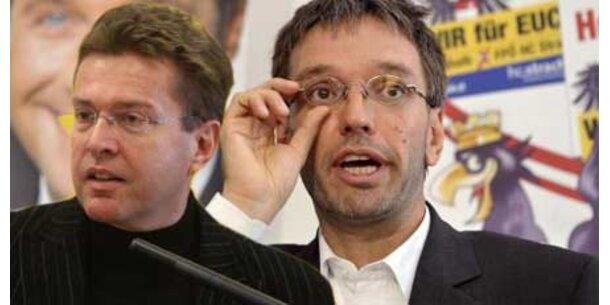 BZÖ und FPÖ wollen Bankgeheimnis retten