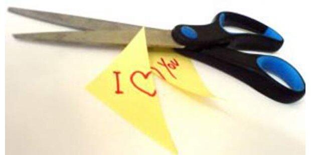 Israeli lässt sich zum 11. Mal scheiden